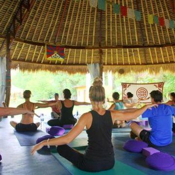 H2o Yoga Meditation Center Organization Retreat Guru