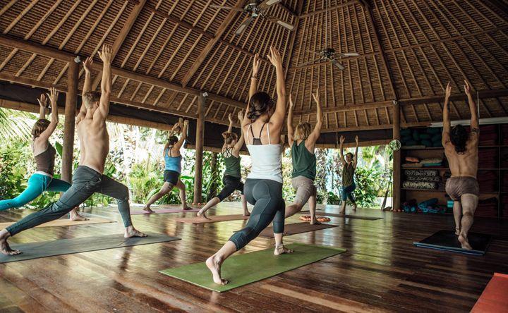 50hr Yoga Teacher Training Ubud Bali Event Retreat Guru
