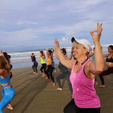 200 Hour Therapeutic Yoga Teacher Training Zen Spirit Yoga Resort Playa Coyote Costa Rica Event Retreat Guru