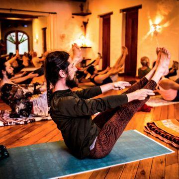 300hrs 42 Days Tantra Yoga Art Shamanism Teacher Training Ecuador June 2020 Event Retreat Guru