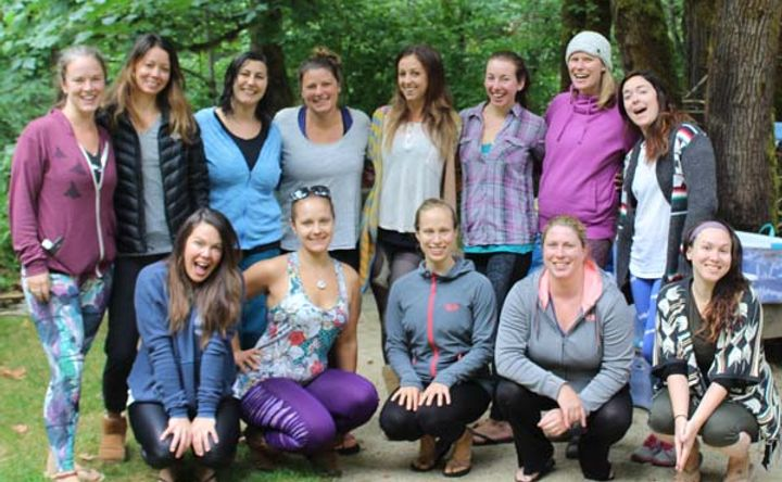 Back To Nature Women S Yoga Retreat In Oregon July 2017 Session 2 Event Retreat Guru