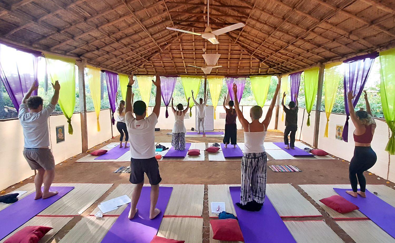 Mukta Tantra Yoga Organization Retreat Guru